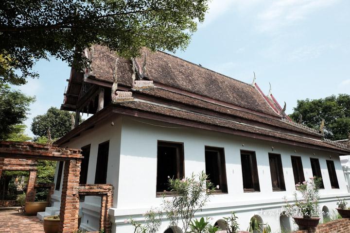 Wat Choeng Tha Ayutthaya