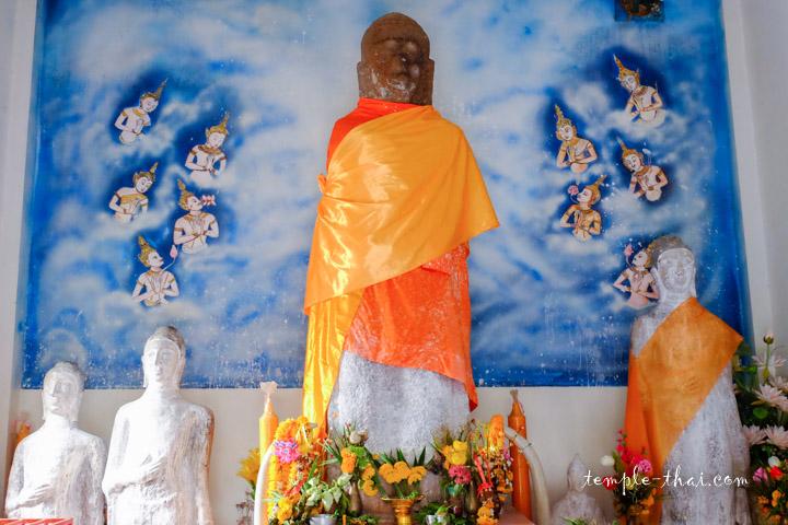 Dvaravati Buddha image