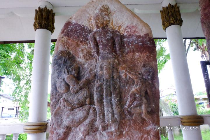 Stèle dvâravatî