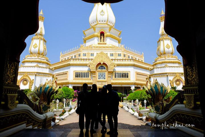 Wat Phra Maha Chedi Chai Mongkol