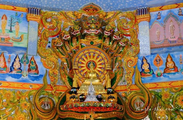 Wat Tai Phra Chao Yai Ong Tue