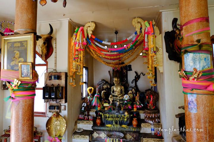 Sanctuaire Thaïlande