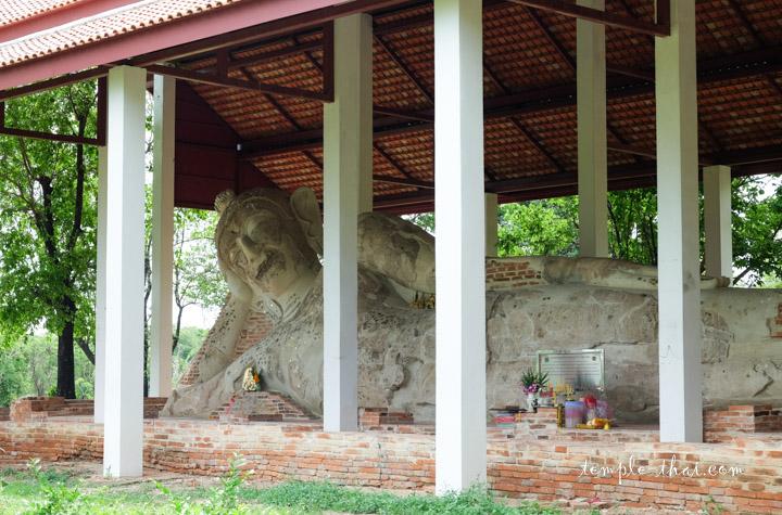 Wat Phranon Ayutthaya