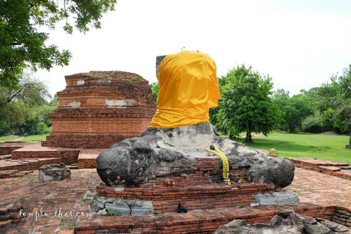 bouddha démembré