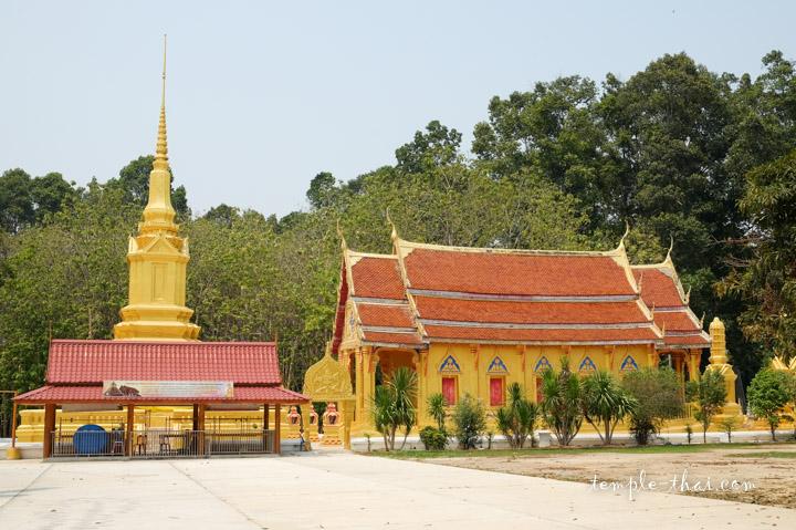 Wat Wihan Thong  Sankhaburi