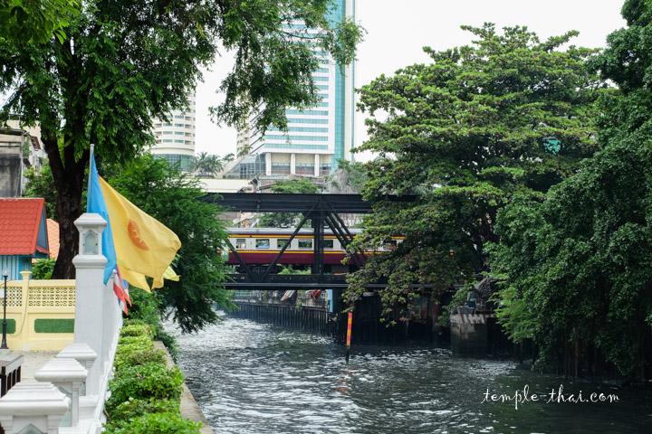 Canal Saen Saeb
