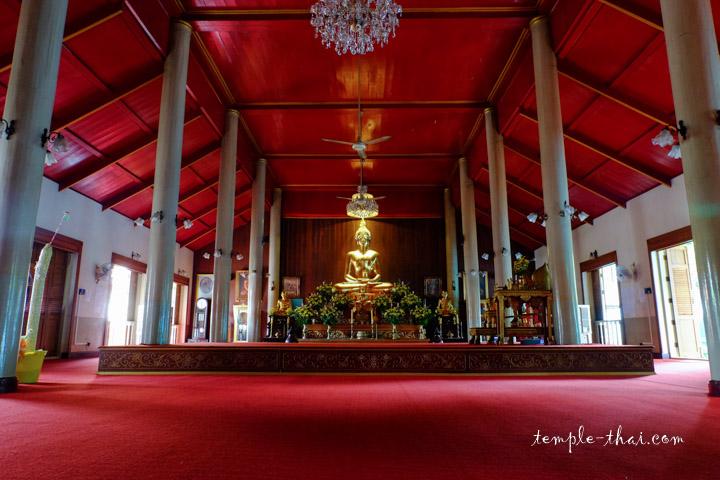 Wat Borom Niwat Ratchaworawihan