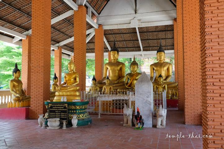 Wat Dusidaram Ayutthaya