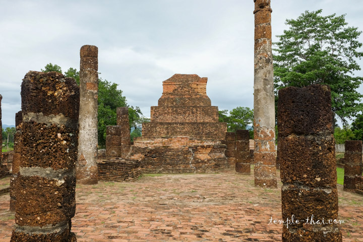 Wat Asokaram  Sukhothai