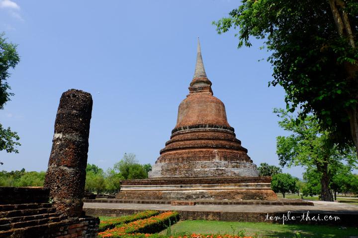 Wat Chana Songkhram Sukhothai