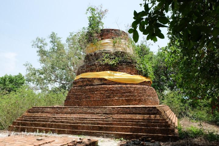 Vestiges Ayutthaya