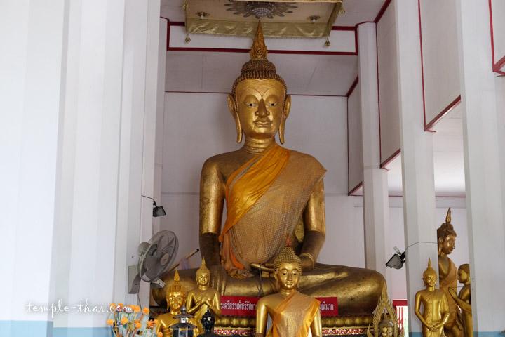 bouddha Ayutthaya