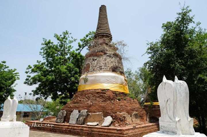 Wat Kuti Thong  Ayutthaya