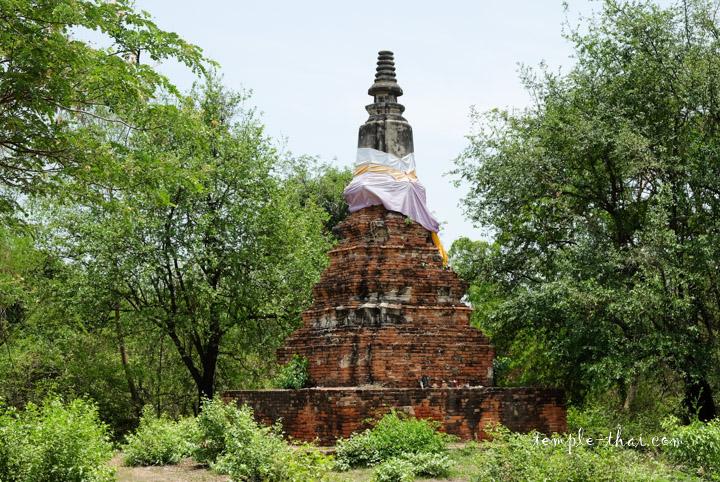 Stupa pyramidal