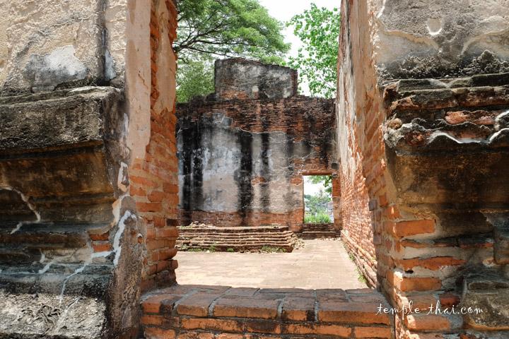 Wat Pho Ayutthaya