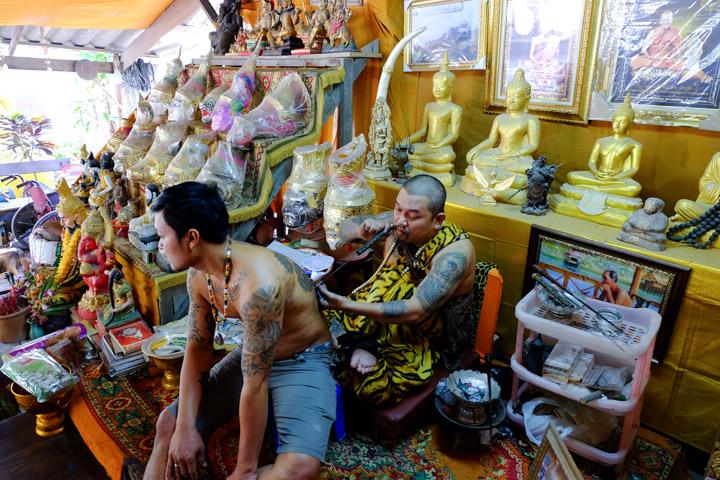Tatouage Thaïlande