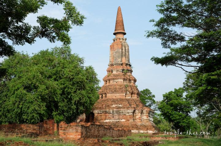 Stupa Ayutthaya