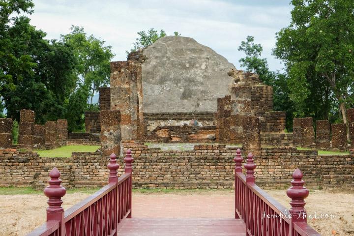 Wat WIhan Thong Sukhothai