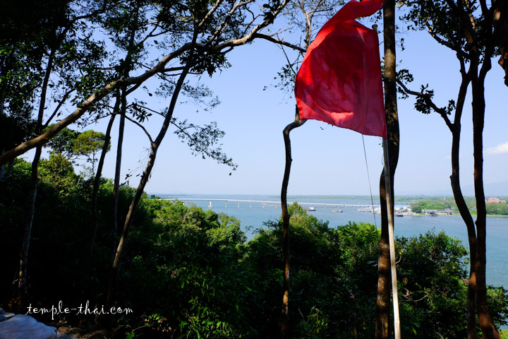 Fleuve Chanthaburi