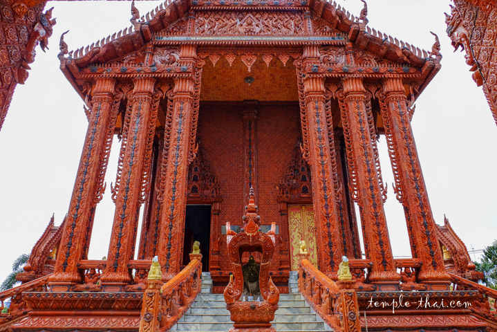 Wat Nakhon Nuang Khet