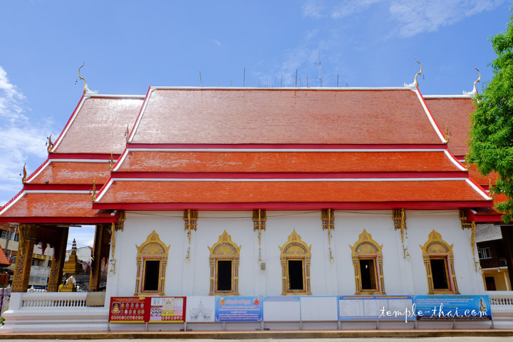 Wat Phrabat Ming Muang Worawihan