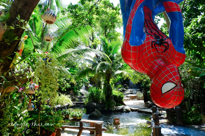Spiderman Thaïlande