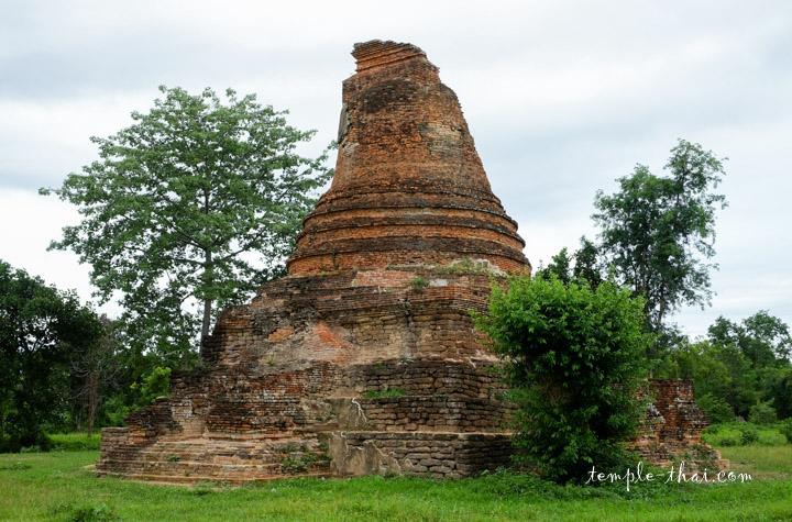 Ruines Stupa