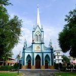 Église Saint-Michel Don Krabuang  วัดอัครเทวดามีคาแอล ดอนกระเบื้อง