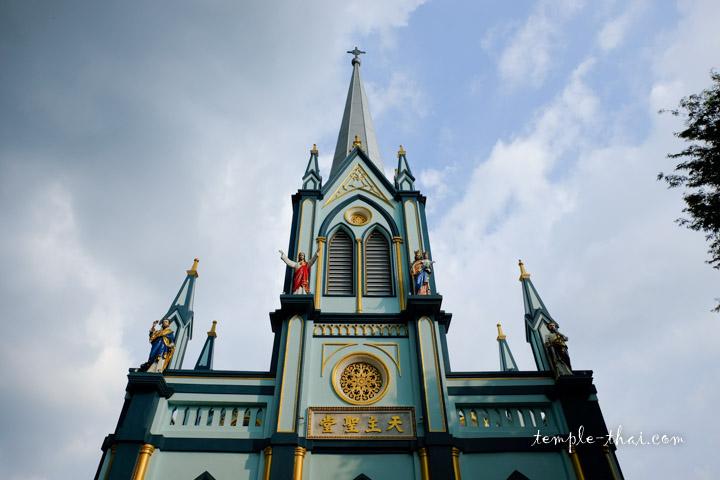 église thaïlande