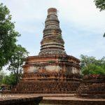 Wat Khae Ayutthaya  วัดแค อยุธยา