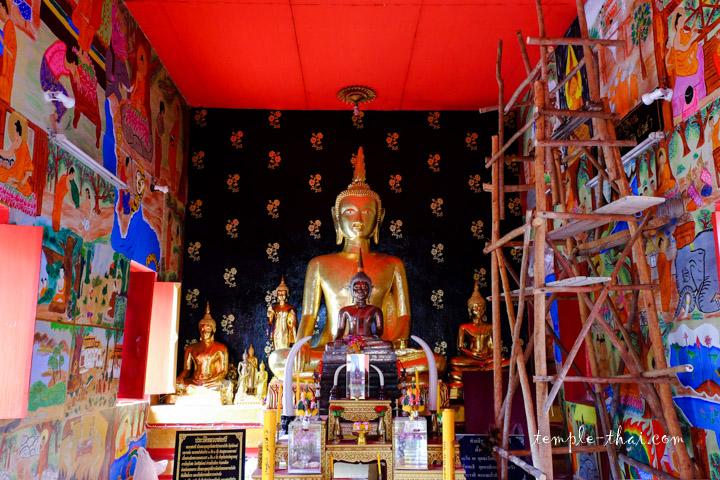 Temple Nong Khai