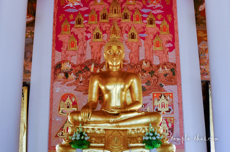 bouddha style sukhothaï