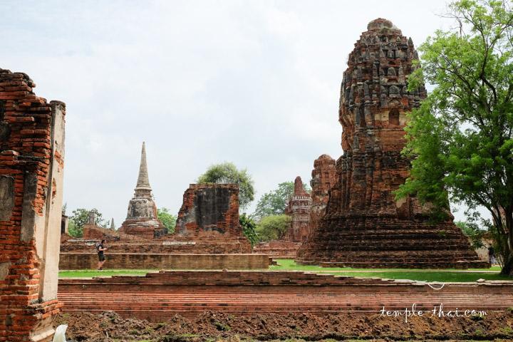 Parc historique Ayutthaya