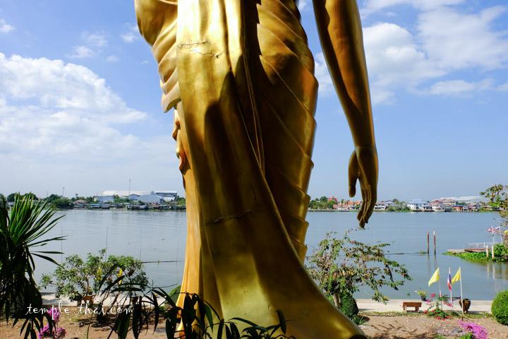 Fleuve Chao Phraya Pathum Thani