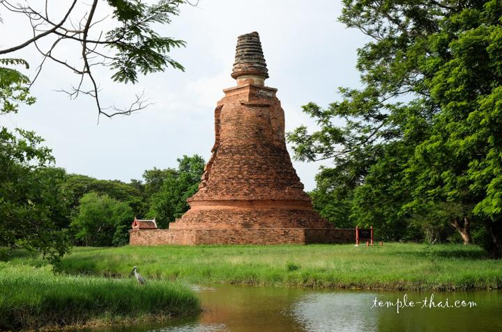 Wat Chedi Yai Ayutthaya