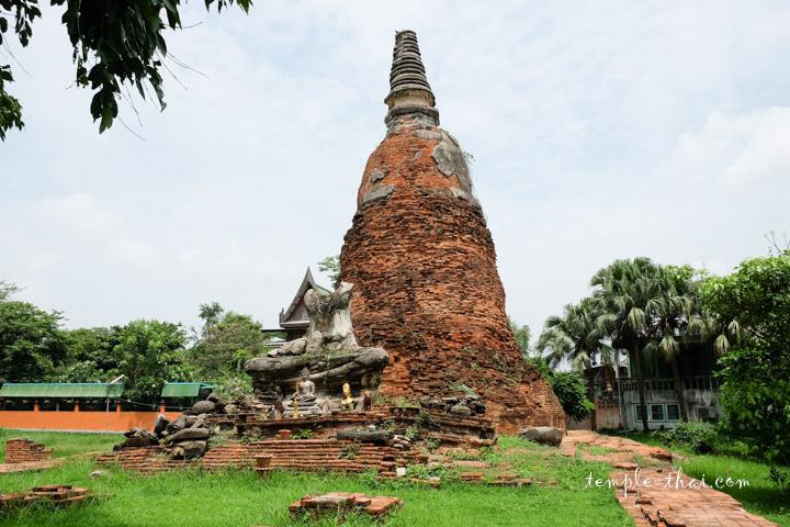 Ruines Ayutthaya