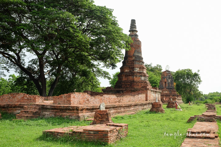 Wat Sangkha Tha Ayutthaya