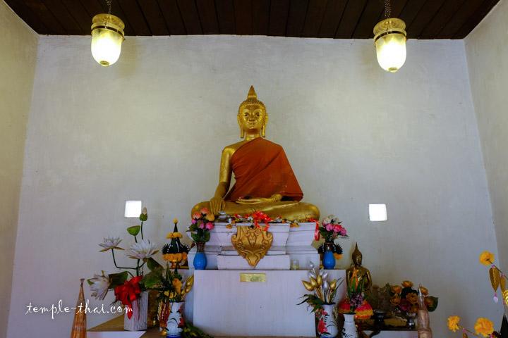 bouddha sacré Maha Sarakham