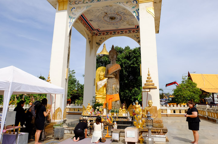 Wat Suwannawat Kantharawichai