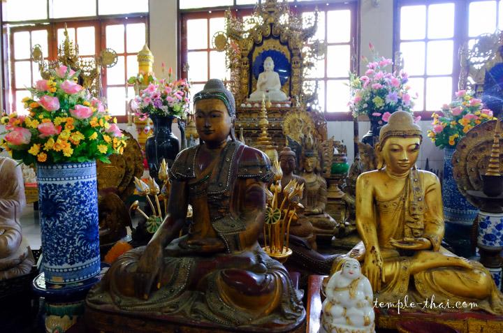 bouddha style birman