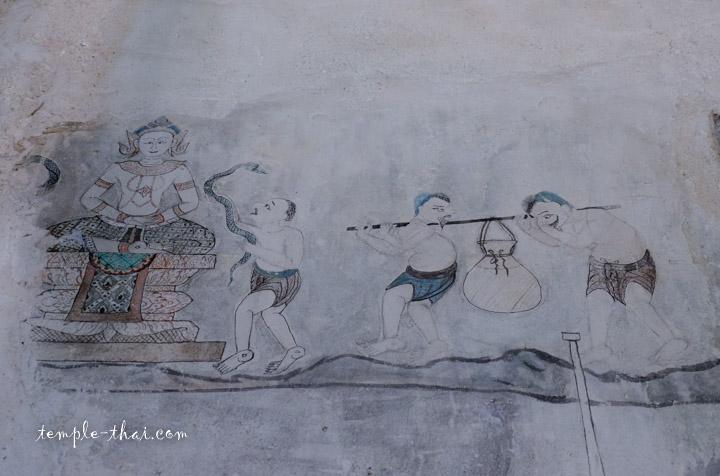 Peinture bouddhique