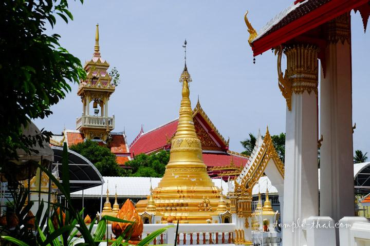 Môn style stupa Thailand