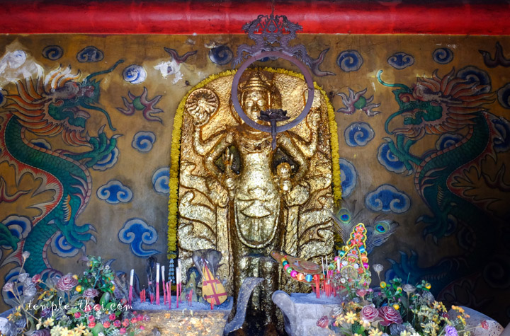 Vishnou Thaïlande