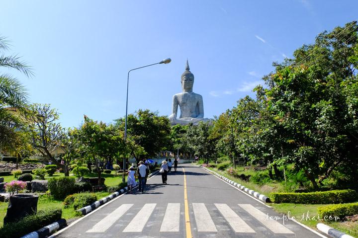 bouddha géant Thaïlande