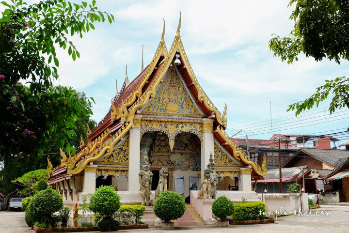 Wat Si Khun Muang Chiang Khan