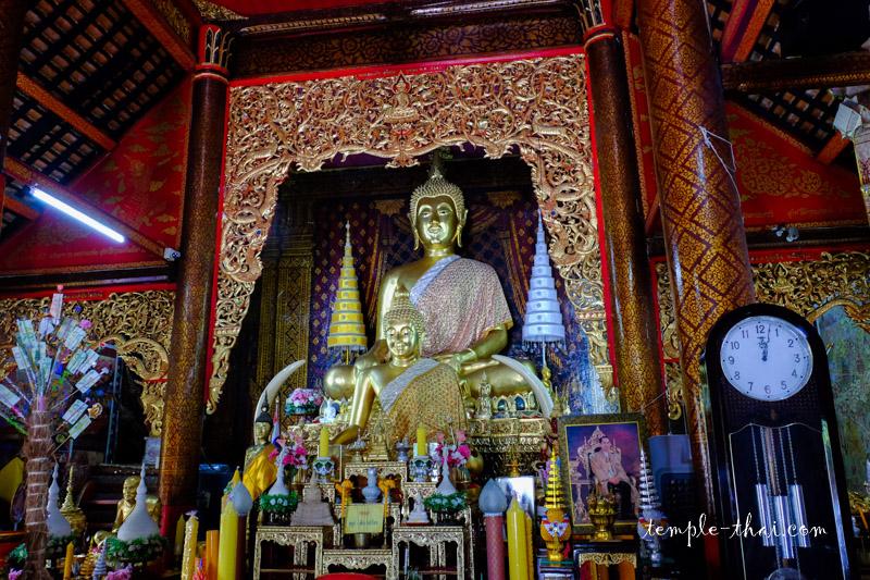 Wat Chai Mongkhon Chiang Mai