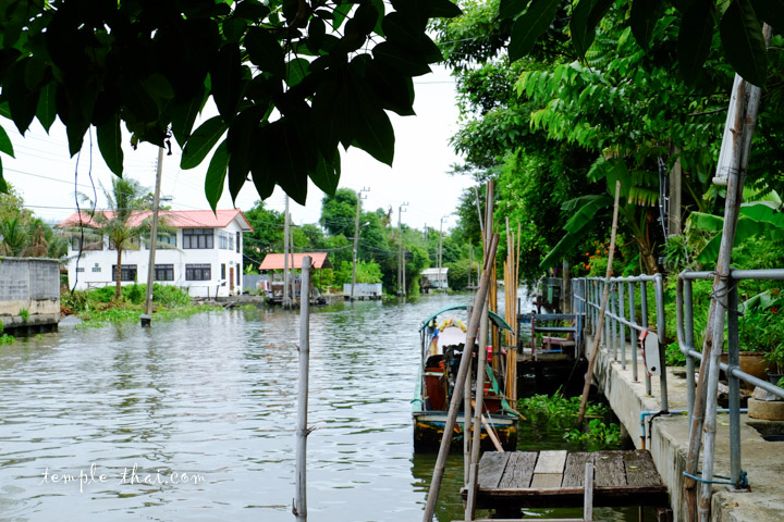 Canal Thonburi