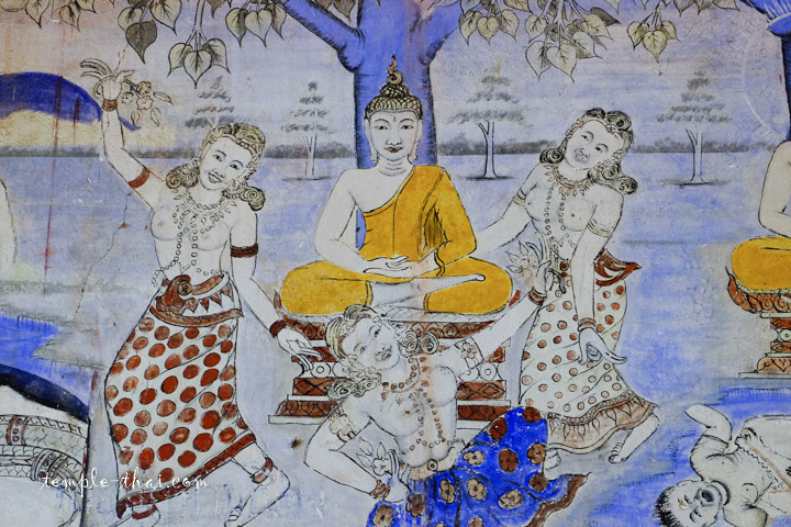 Wat Phrathat Chom Ping