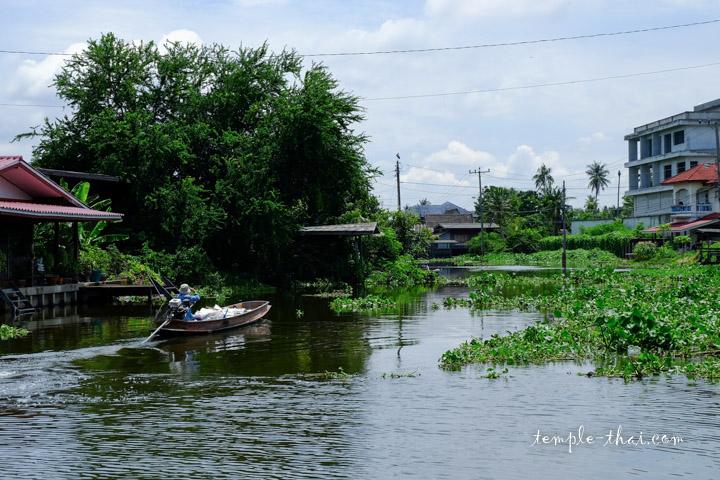 Canal Nonthaburi