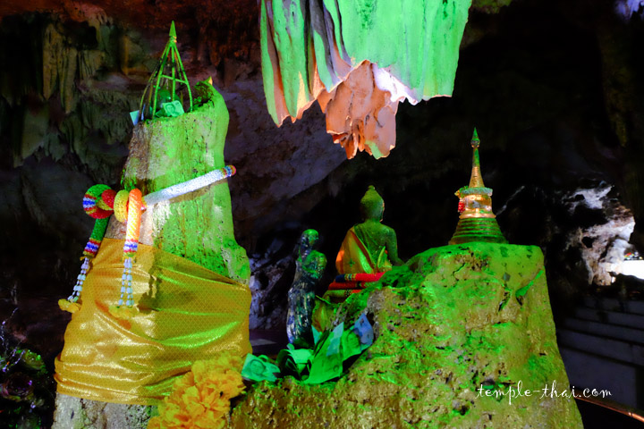 Grotte bouddhique